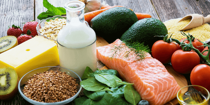 gesunde Ernährung bei Rheumatismus